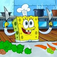 Игры кухня губки боба фильм с леонардо ди каприо гэтсби