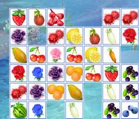 маджонг фрукты овощи играть онлайн